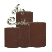 NEW! Fig Candles