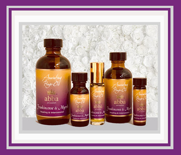 Abba Oil Ltd Frankincense And Myrrh Healing