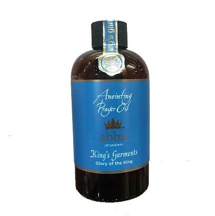 8 oz King's Garments Anointing & Prayer Oil