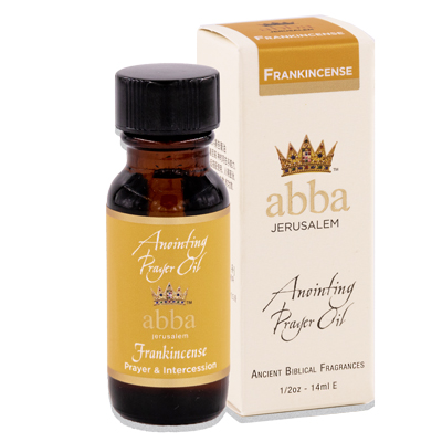 FRANKINCENSE OIL - 1/2 oz