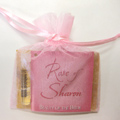 DISCONTINUED! 1 mL Rose of Sharon Oil in Sheer Pouch