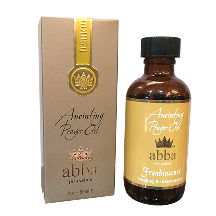 2 oz Frankincense & Myrrh Oil