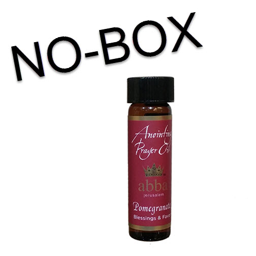 1/4 oz Pomegranate Anointing Prayer Oil