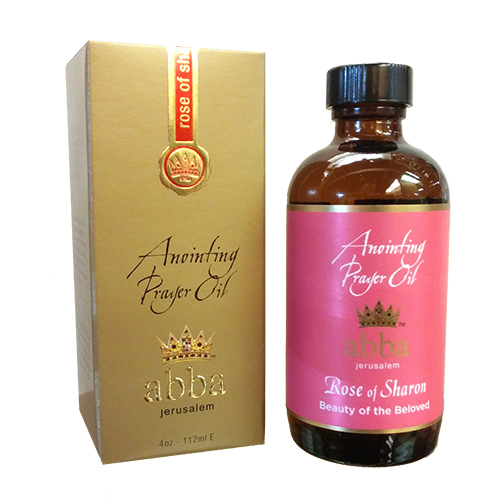 4 oz Rose of Sharon Oil