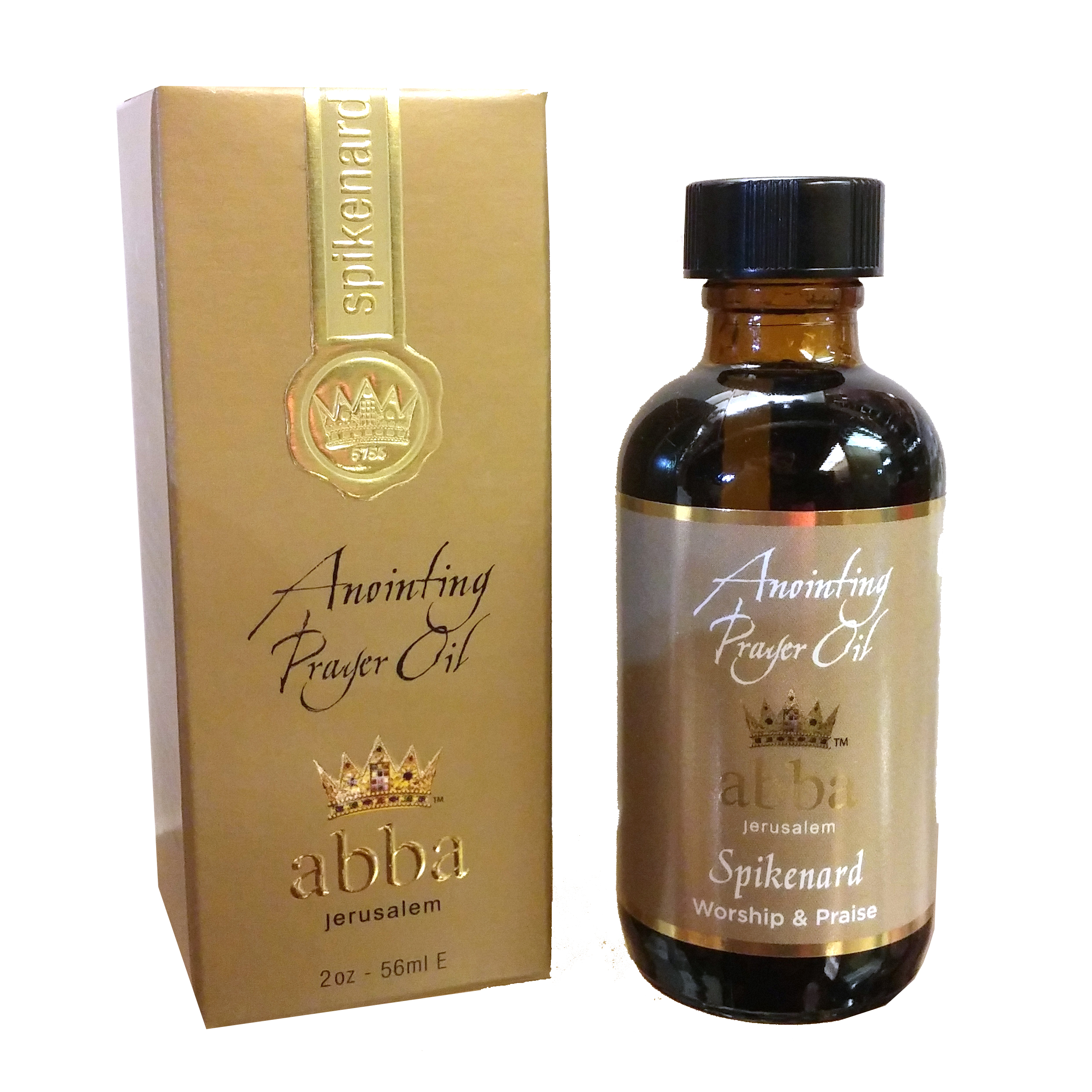 2 oz Spikenard Anointing Prayer Oil