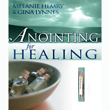 Anointing for Healing Book - While They Last