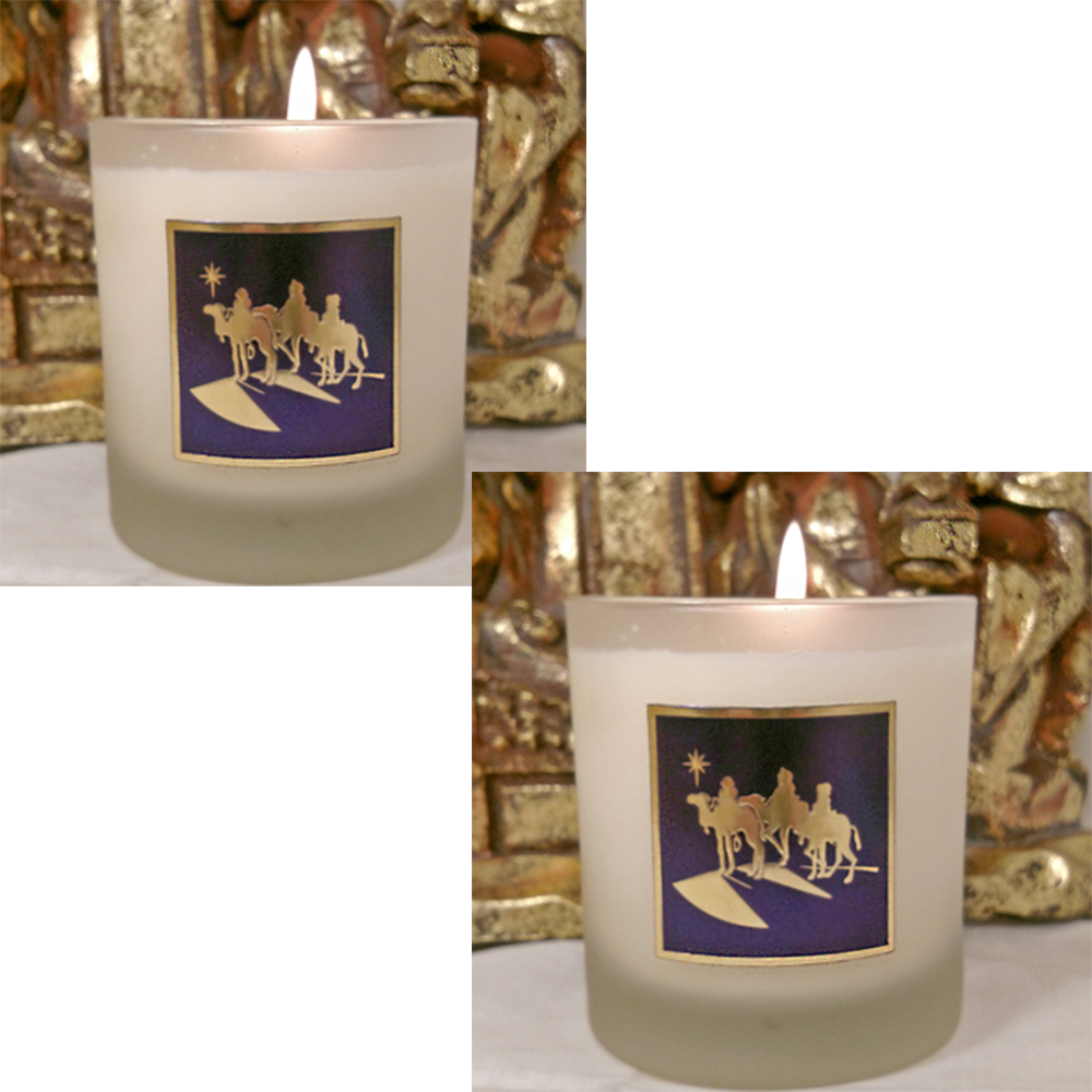2 Magi Candles - BUY 1 GET 1 @$1.50
