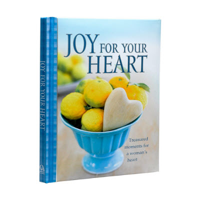 Joy for your Heart - Book