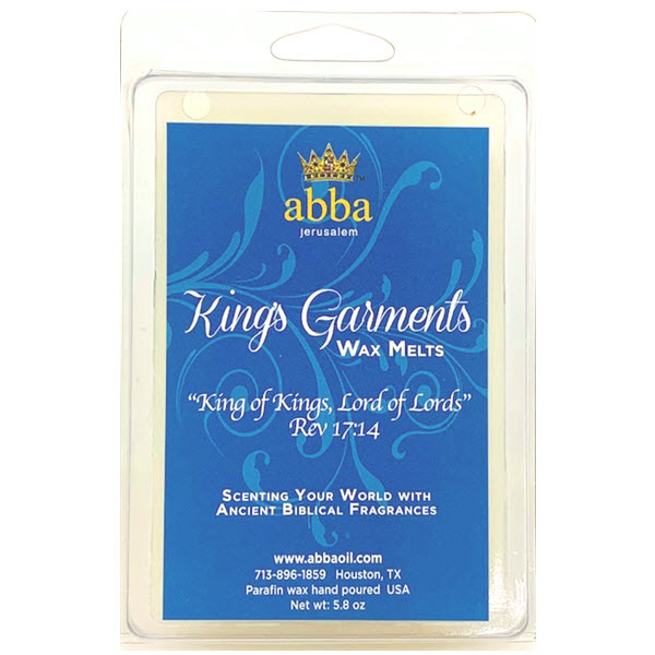 NEW LOW PRICE - KING'S GARMENTS - Scented Wax Melts