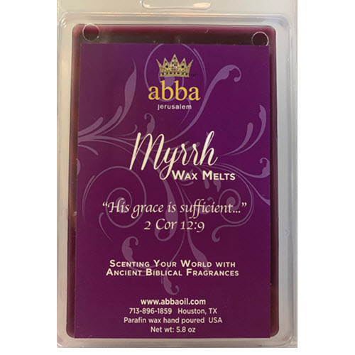 NEW LOW PRICE - MYRRH - Scented Wax Melts