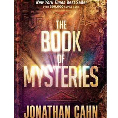 Book of Mysteries by Jonathan Cahn - Softcover