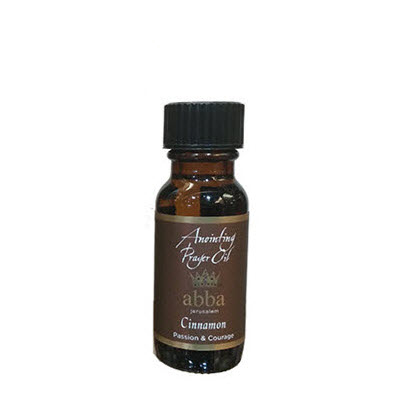 1/2 oz CINNAMON ANOINTING PRAYER OIL