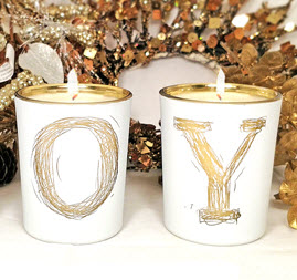 12% OFF! OY Votive Candles-2 pc (Frankincense & Myrrh)