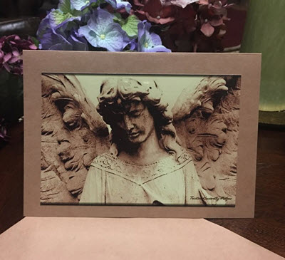 Guardian Angel Card (Reg $8.99)