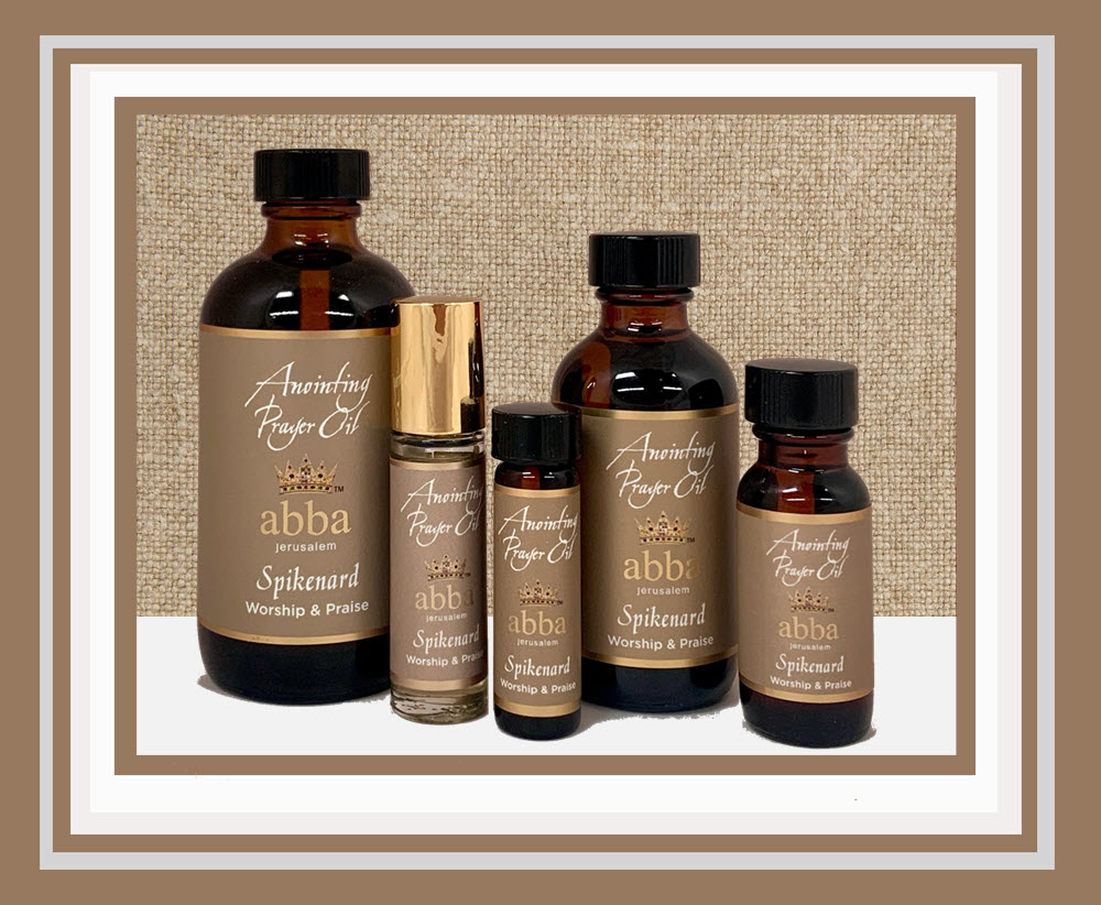 Abba Anointing Oil