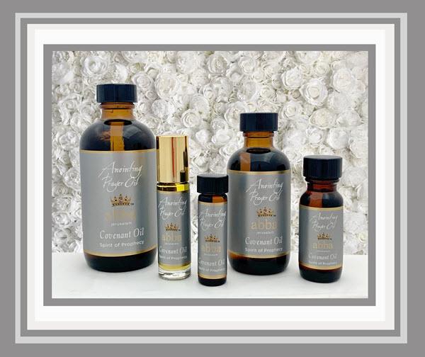 Abba Oil Ltd  - Covenant Oil- Spirit of Prophecy
