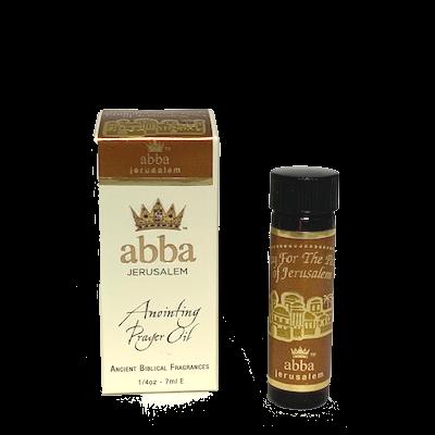 Abba Oil Ltd  - Frankincense and Myrrh - Healing / Intercession
