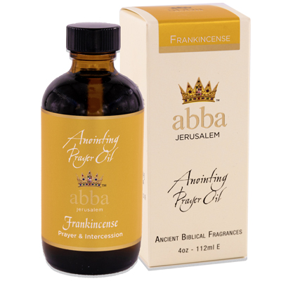 FRANKINCENSE OIL - 4 oz