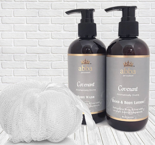 Covenant Spa Duo with FREE Loofa (Reg $23.)