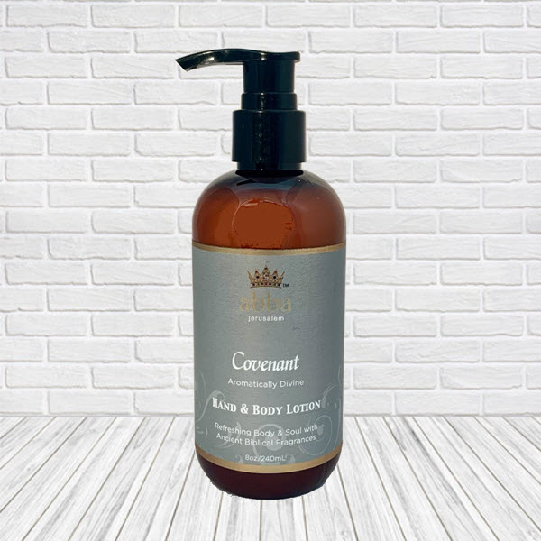 Covenant Hand & Body Lotion w/Pump 8oz