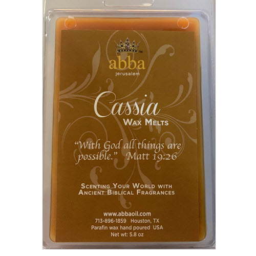NEW LOW PRICE - CASSIA - Scented Wax Melts