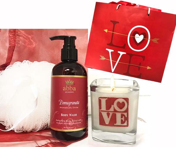 Pomegranate LOVE Bundle