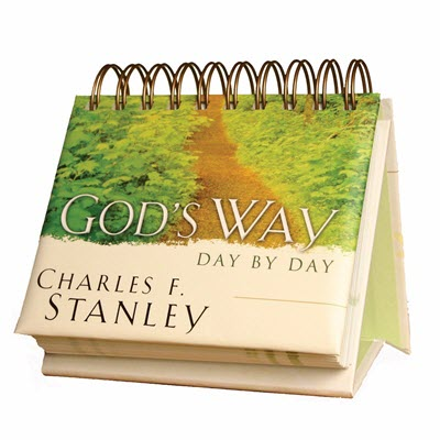 Perpetual Calendar - God's Way by Charles Stanley