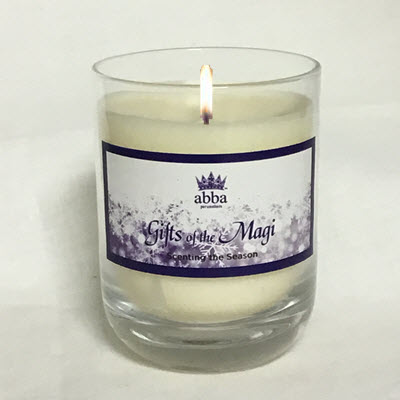 GIFTS OF THE MAGI CANDLE