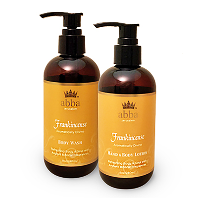 FRANKINCENSE SPA DUO (REG $20)