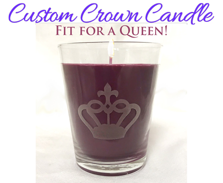 Cassia/Myrrh Crown Candle