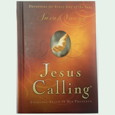 Jesus Calling Devitional - Book