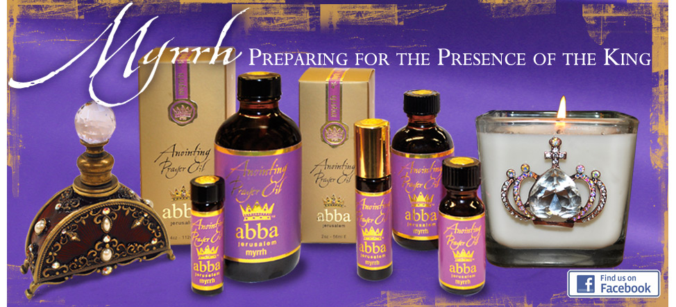 Myrrh Fragrance Sale
