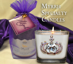 Myrrh Specialty Candles